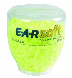 Zásobník EAR SOFT NEON (500 ks)